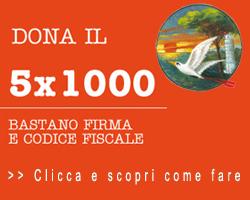 Banner donazione 5 x mille alla SO.CREM. di Pisa
